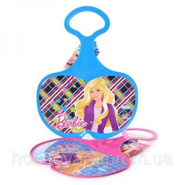 Ледянка Barbie 2 вида Mochtoys 10482