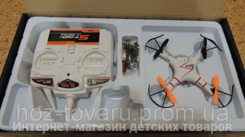 Летающий квадракоптер на радиоуправлении S-046G