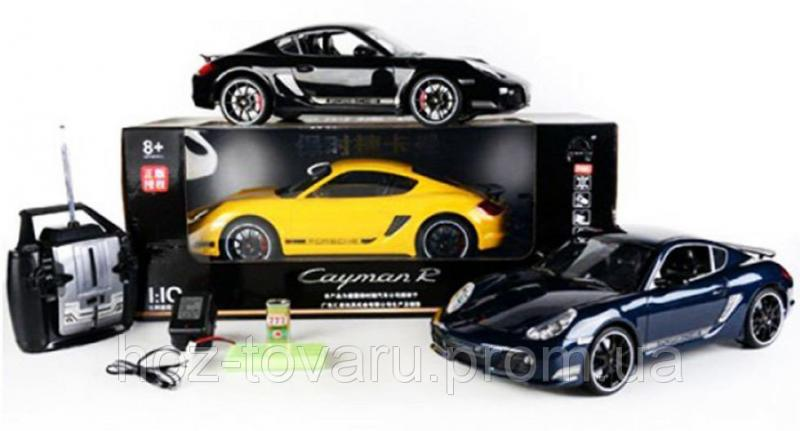 Машина на радиоуправлении Porsche Cayman R HQ 200123