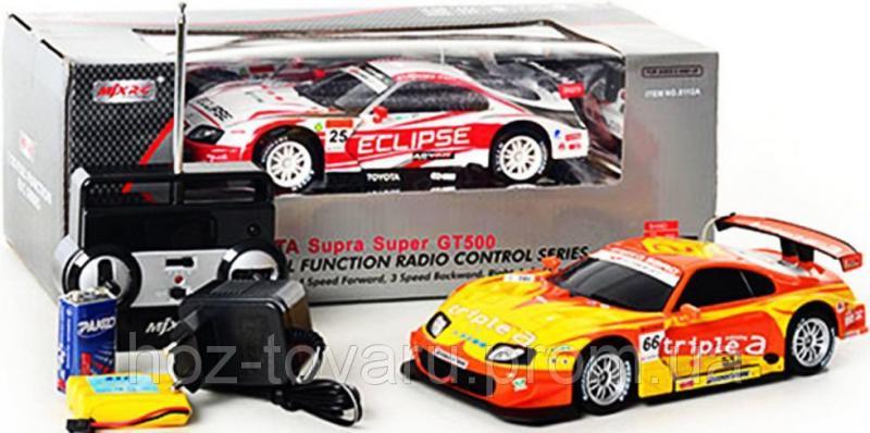 Машина на радиоуправлении Toyota Supra GT500 8112 AB (2 - вида)