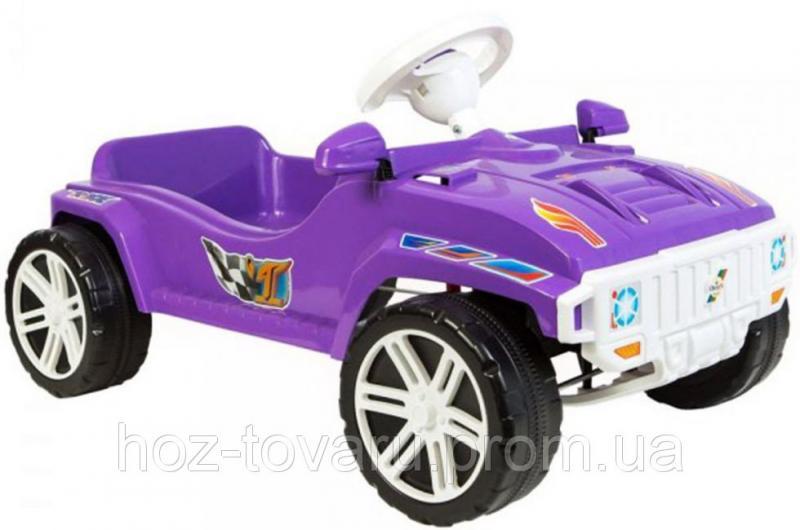 Машинка педальная Орион 792 (3 цвета)