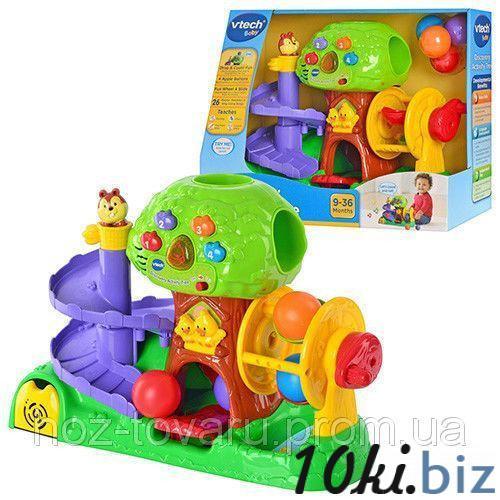 Музыкальная игрушка Дерево-горка 4 шарика VTech 146203 купить в Харькове - Музыкальные игрушки