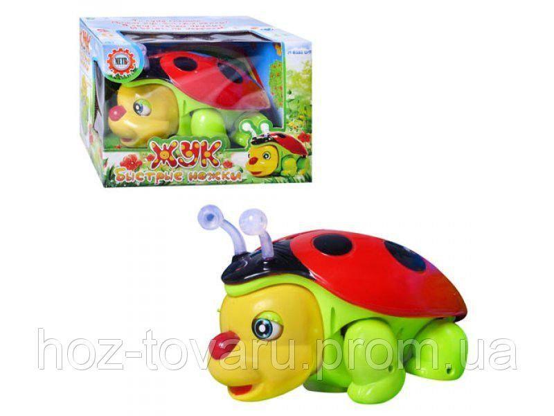 Музыкальная игрушка Жук Metr+ M 0383U/R