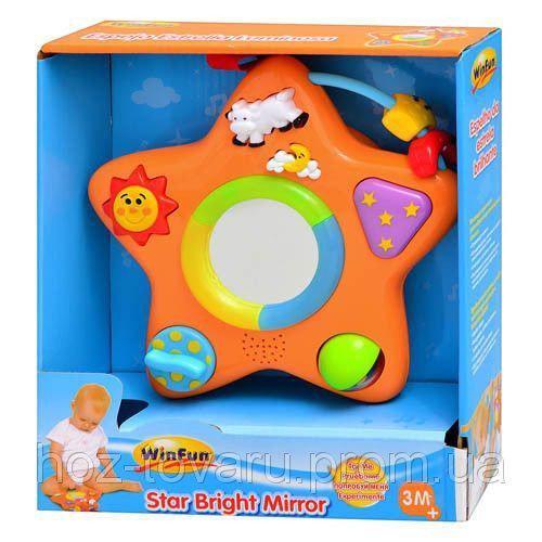 Музыкальная игрушка Звездочка WinFun 0707 NL