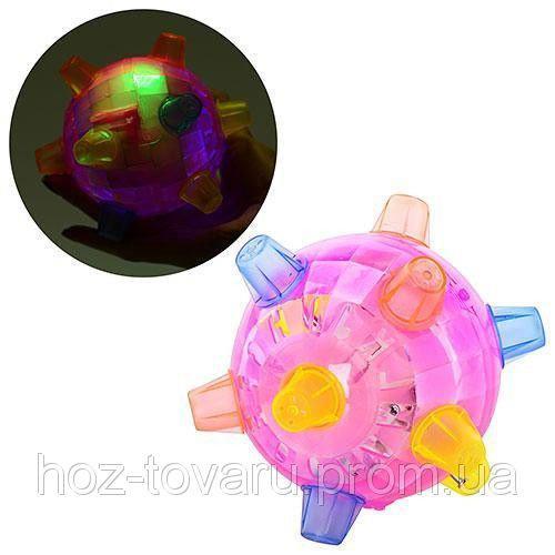 Музыкальная игрушка Мяч Metr+ FJ 9385
