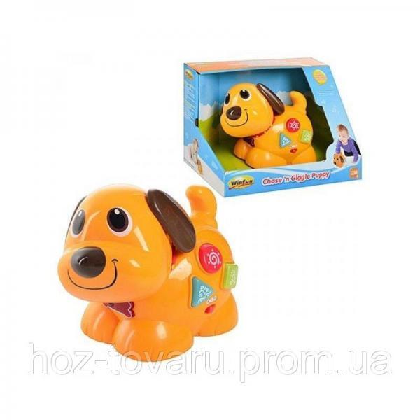 Музыкальная интерактивная игрушка WinFun 0678 NL