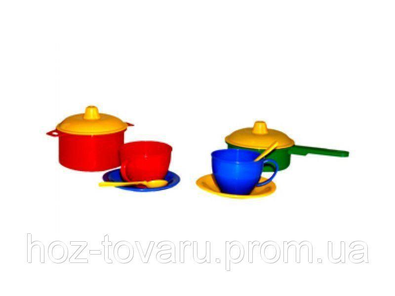 """Набір посуду """"Маринка 3 ТехноК"""" 0700"""