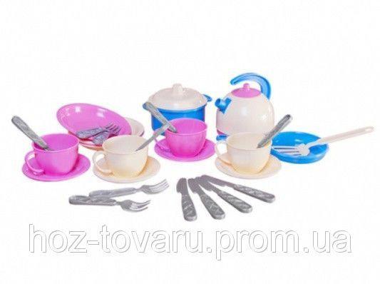 """Набір посуду """"Маринка11"""" ТехноК 1653"""