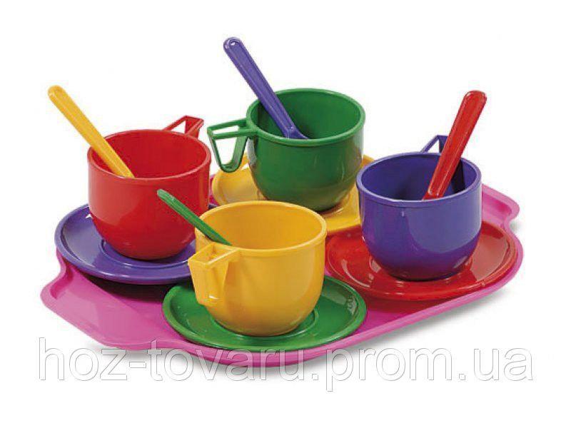 Набір посуду 13 предметів 0293 Юніка