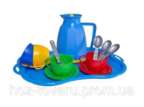 Набір посуду Маринка 9 ТехноК 1295