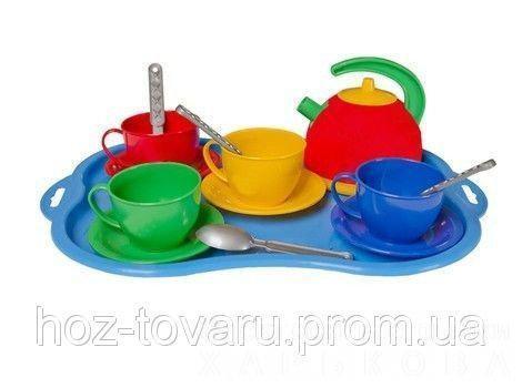 Набор посуды Маринка 6 ТехноК 1301 - Игрушечная посудка на рынке Барабашова