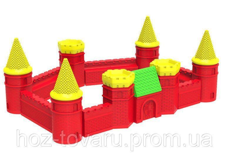 Набор строительных материалов Крепость-1 26 деталей ТехноК 1592