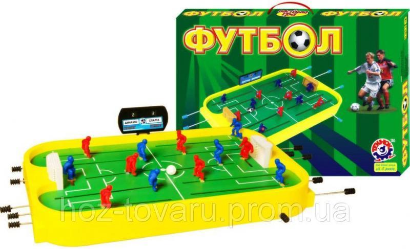 """Настільна гра """"Футбол ТехноК"""" 0021"""