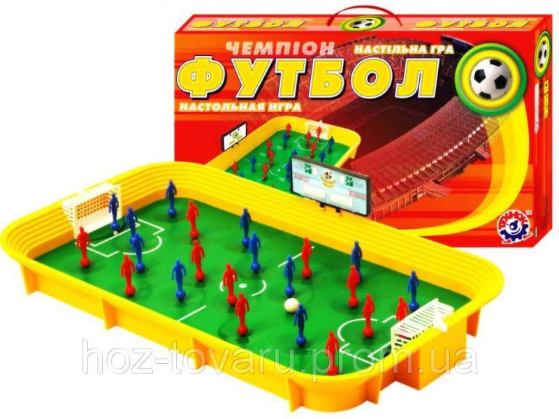 """Настільна гра """"Футбол чемпіон ТехноК"""" 0335"""