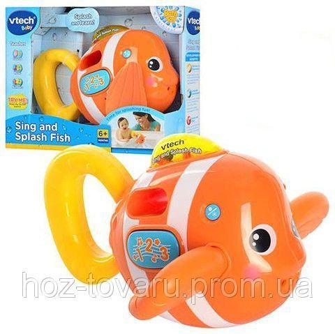 Обучающая игрушка для купания Рыбка 19 см. VTech 113303