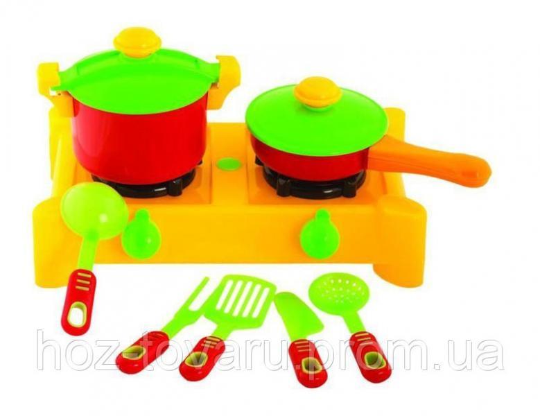 Плита с посудой Kinder Way 04-417