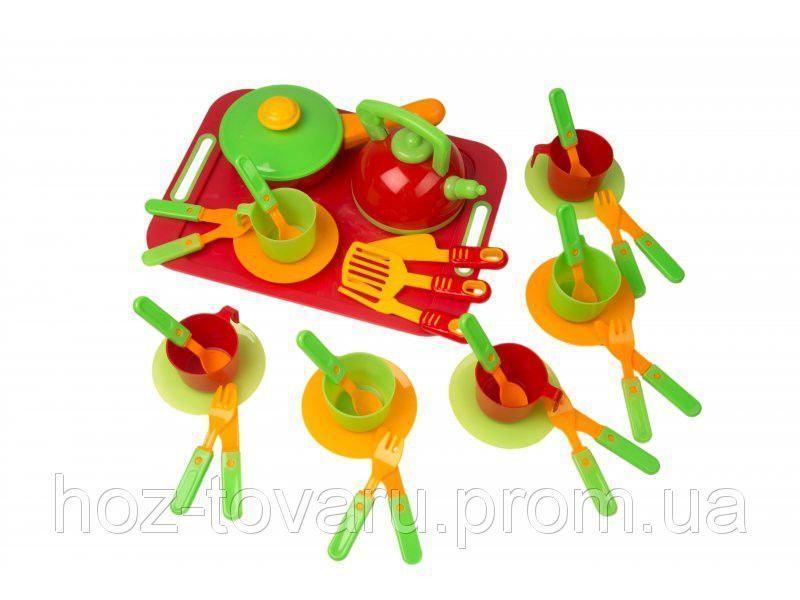 Посуда с подносом 04-423 Киндервей