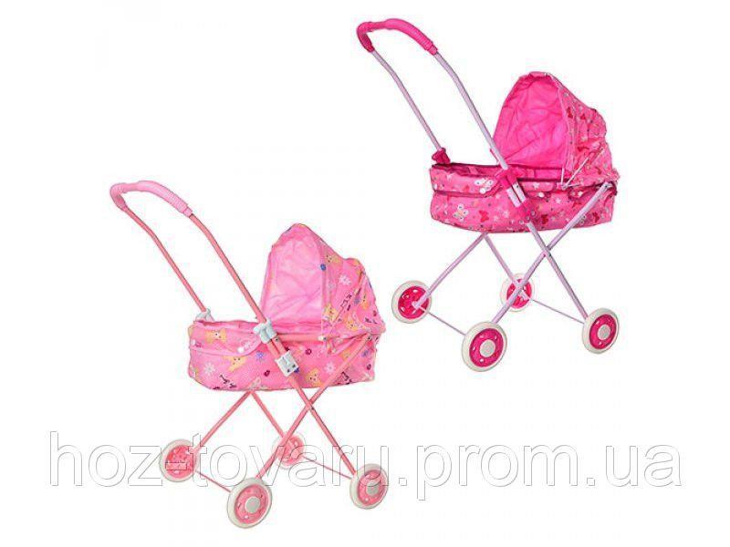 Прогулочная детская коляска для кукол M 0356