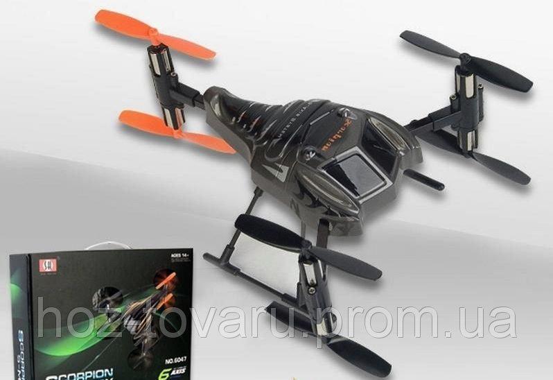 Радиоуправляемый Вертолёт Scorpion S-Max 6047