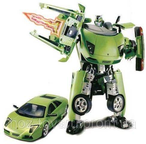 Робот-трансформер Lamborghini Murcielago 50140