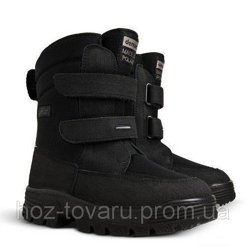 Сапоги Demar Matti c (черные)