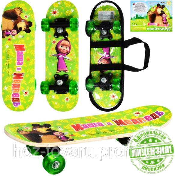 Скейт детский  MM 0010