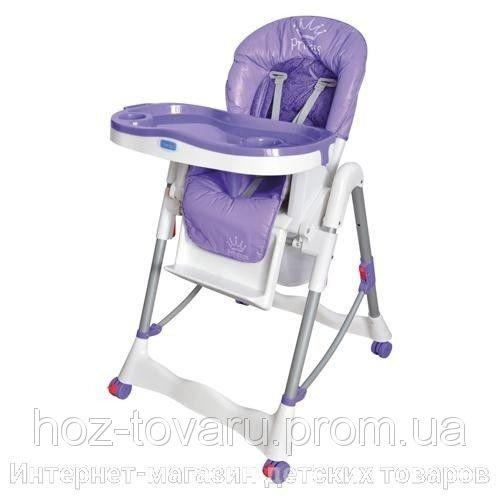 Стульчики для кормления Bambi RT 002-9 фиолетовый