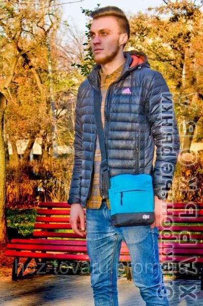 0756d70412df Сумка-барсетка UPS B005 - Мужские сумки и барсетки на рынке Барабашова