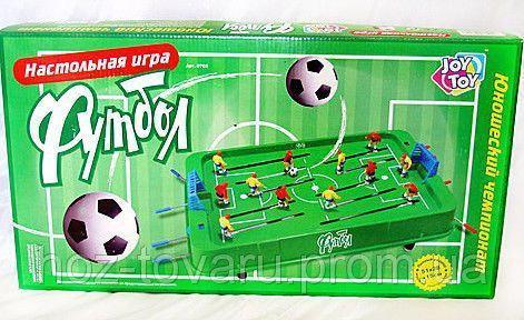 Футбол 0702 на штанге,
