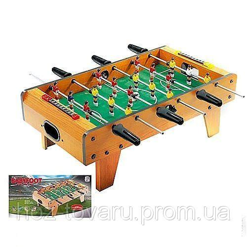 Футбол деревянный ZC 1016 A