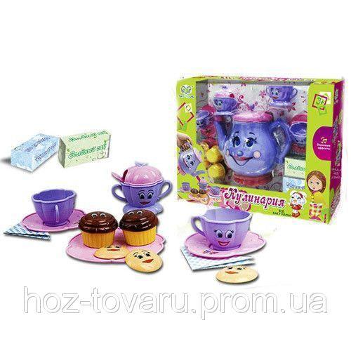 Чайный сервиз S+S Toys EJ 80174 R/00115490