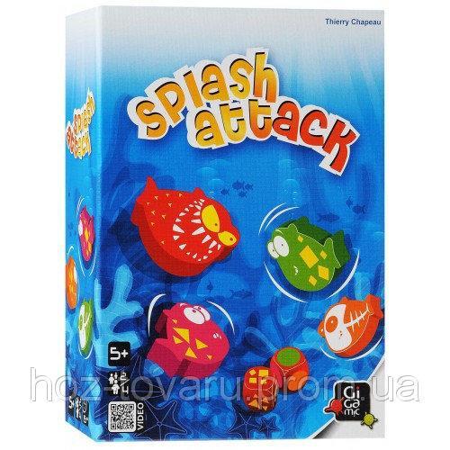 Настольная игра SPLASH ATTACK Gigamic  (20134)