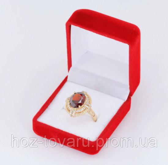 Бархатная подарочная коробочка (900220) Красный