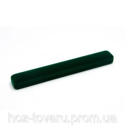 Бархатный футляр под браслет (900040) Зеленые