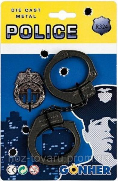 Наручники Police Gonher (324/0) Гонэр