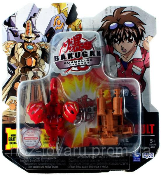 "Набор из бакугана и оружия ""Bakugan Gundalian Invaders"" (588-2)"
