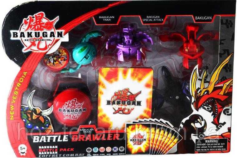 "Набор Bakugan Battle Brawlers ""Battle pack"" (9138)"