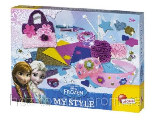 Игровой набор MY FROZEN STYLE (51496) Lisciani