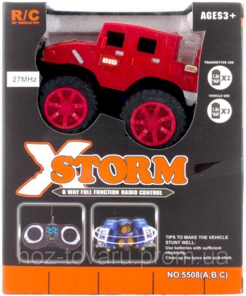Джип XStorm на радиоуправлении. R/C Jeep с функцией разворота на 360 градусов (5508)