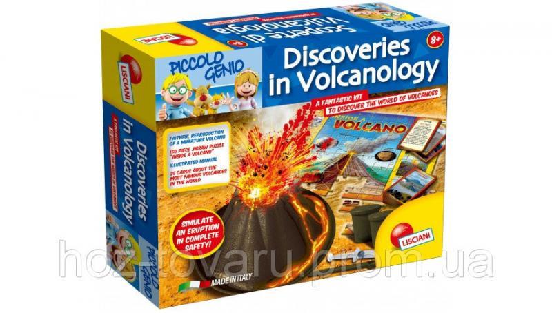 Игровой набор I'M GENIUS Вулканологія (50192) Lisciani