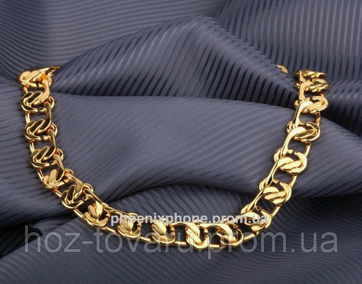 Прекрасный браслет, покрытый золотом (70204)