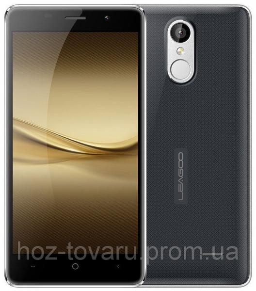 "Leagoo M5 gray (black)  2/16 Gb, 5"", MT6580, 3G"