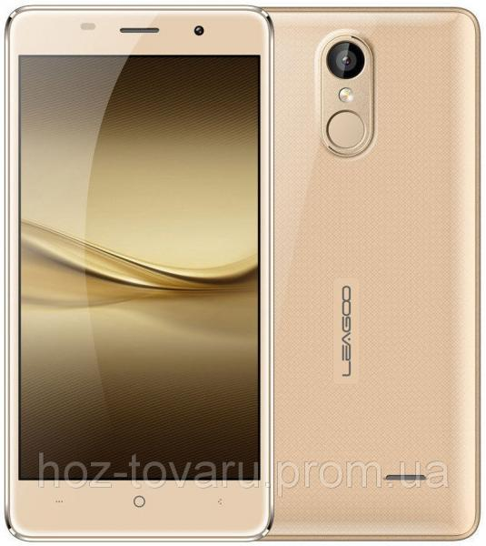"Leagoo M5 gold  2/16 Gb, 5"", MT6580, 3G"