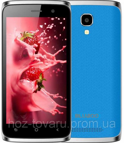 """Bluboo Mini blue  1/8 Gb, 4.5"""", MT6580, 3G"""