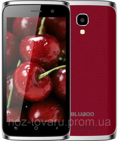 """Bluboo Mini red  1/8 Gb, 4.5"""", MT6580, 3G"""