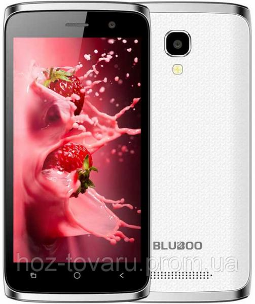 "Bluboo Mini white  1/8 Gb, 4.5"", MT6580, 3G"