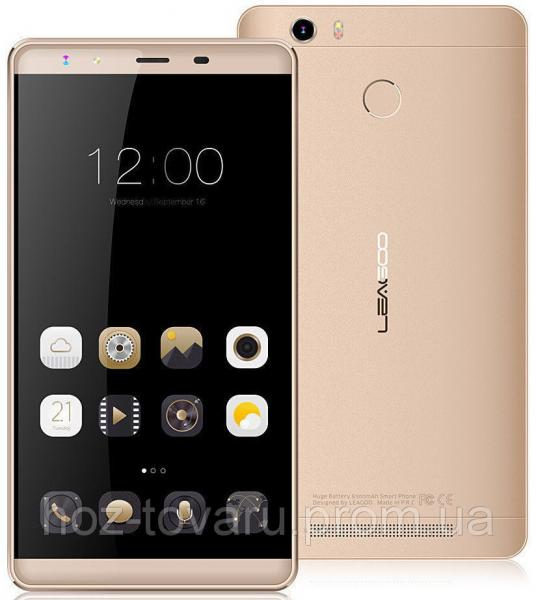 "Leagoo Shark 1 gold 3/16 Gb, 6"", MT6753, 3G, 4G"