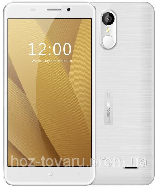 "Leagoo M5 Plus white 2/16 Gb, 5.5"", MT6737, 3G, 4G"