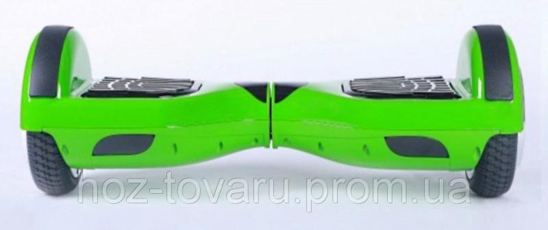 "Гироборд ""Classic"" зеленый с колесами 6,5"""