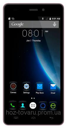 """Doogee X5 Pink 1/8 Gb, 5"""", MT6580, 3G"""